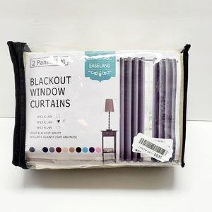 Blackout Curtain 2 Panels Set